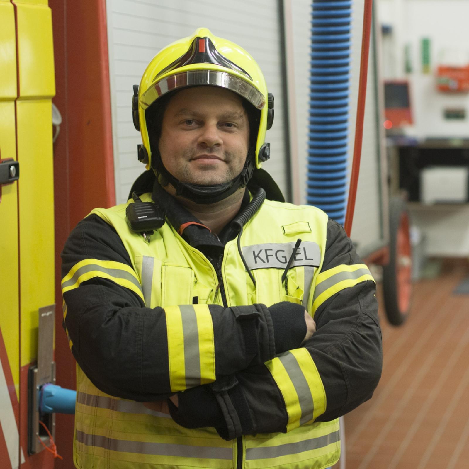 Markus Rietig | Kommandant