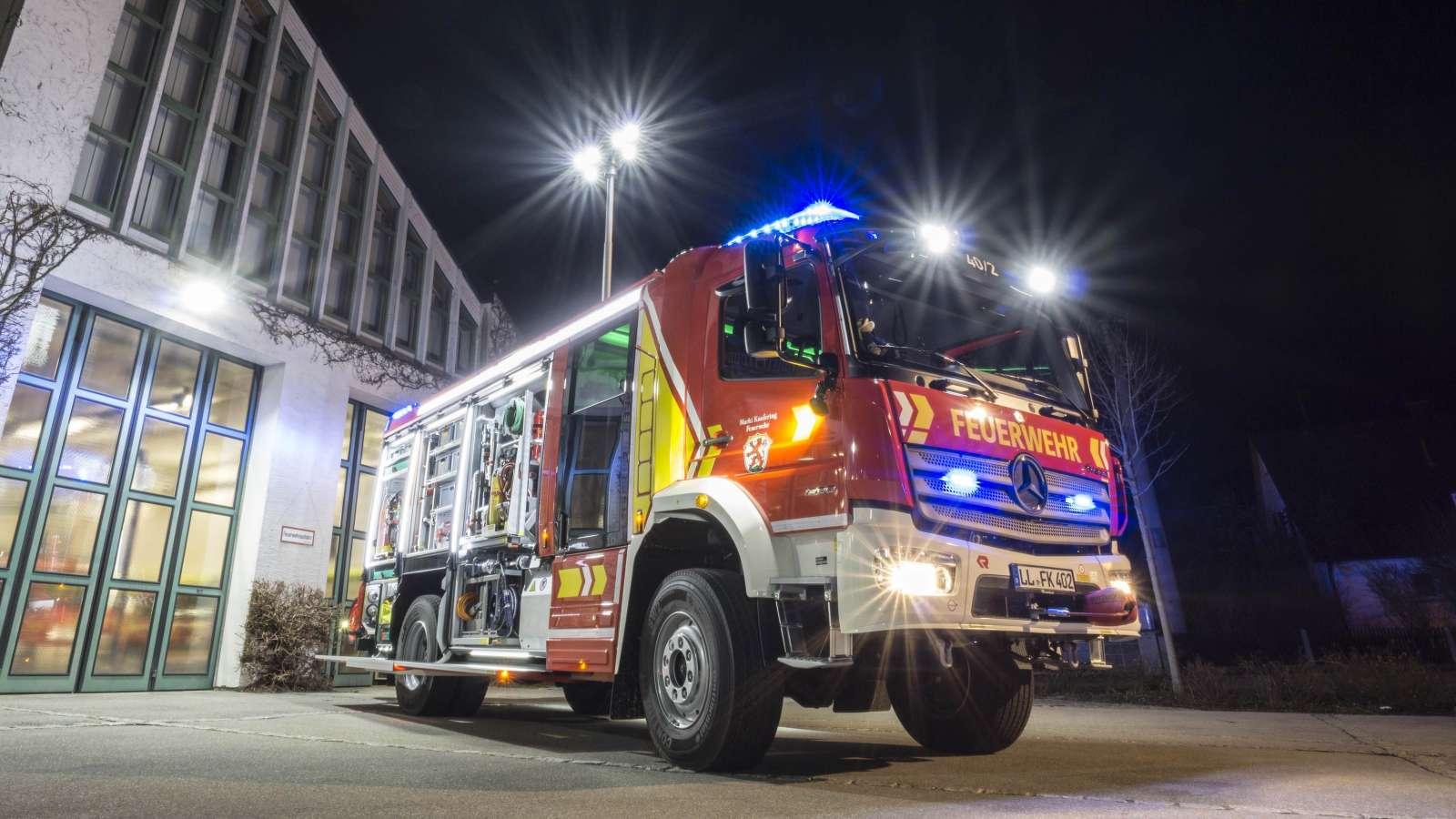 Hilfeleistungslöschgruppenfahrzeug HLF 20 | 40/2
