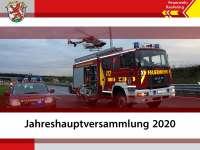 Jahreshauptversammlung 2020 | 10.01.2020