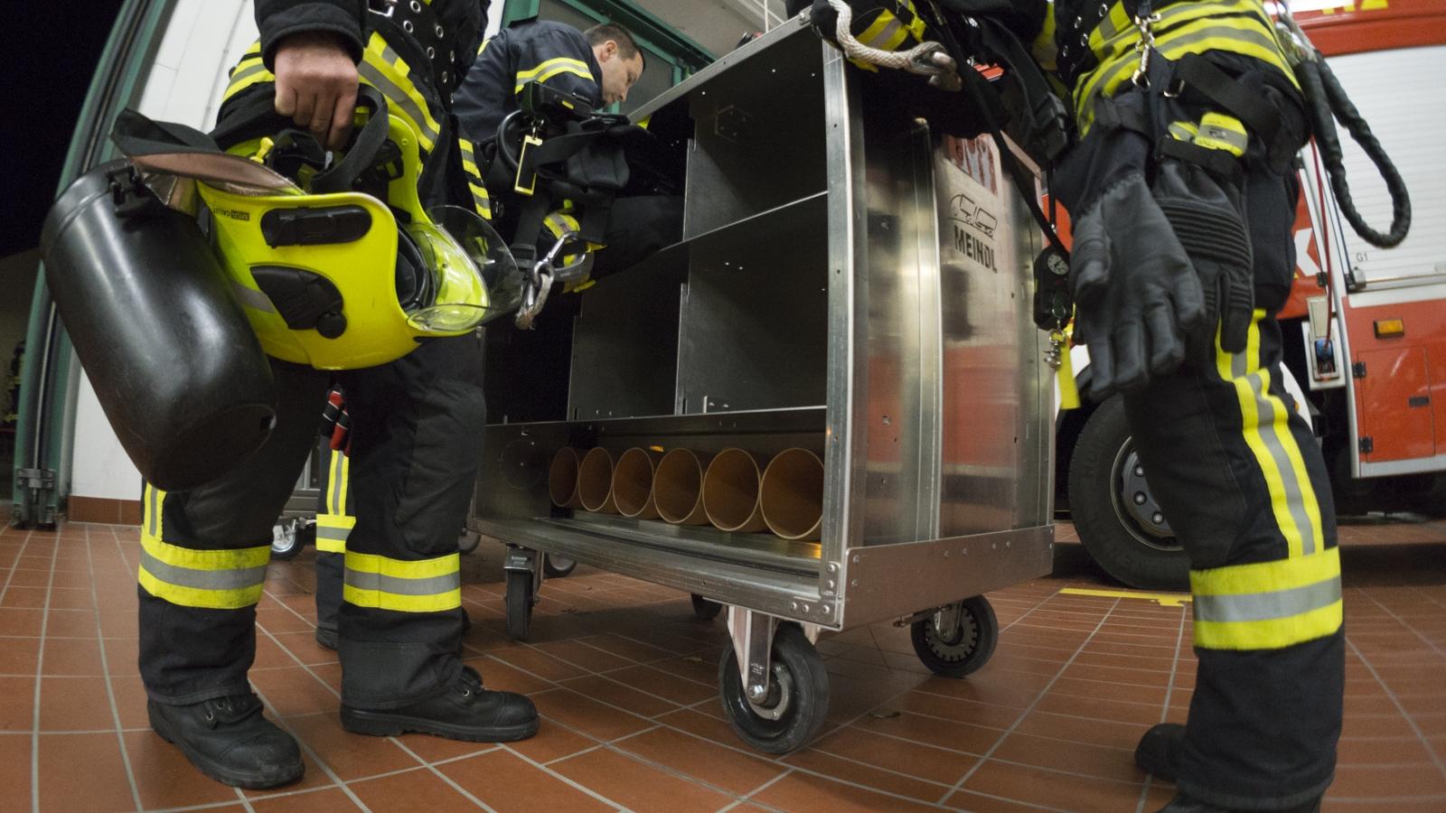 Rollwagen Atemschutz | RW AS