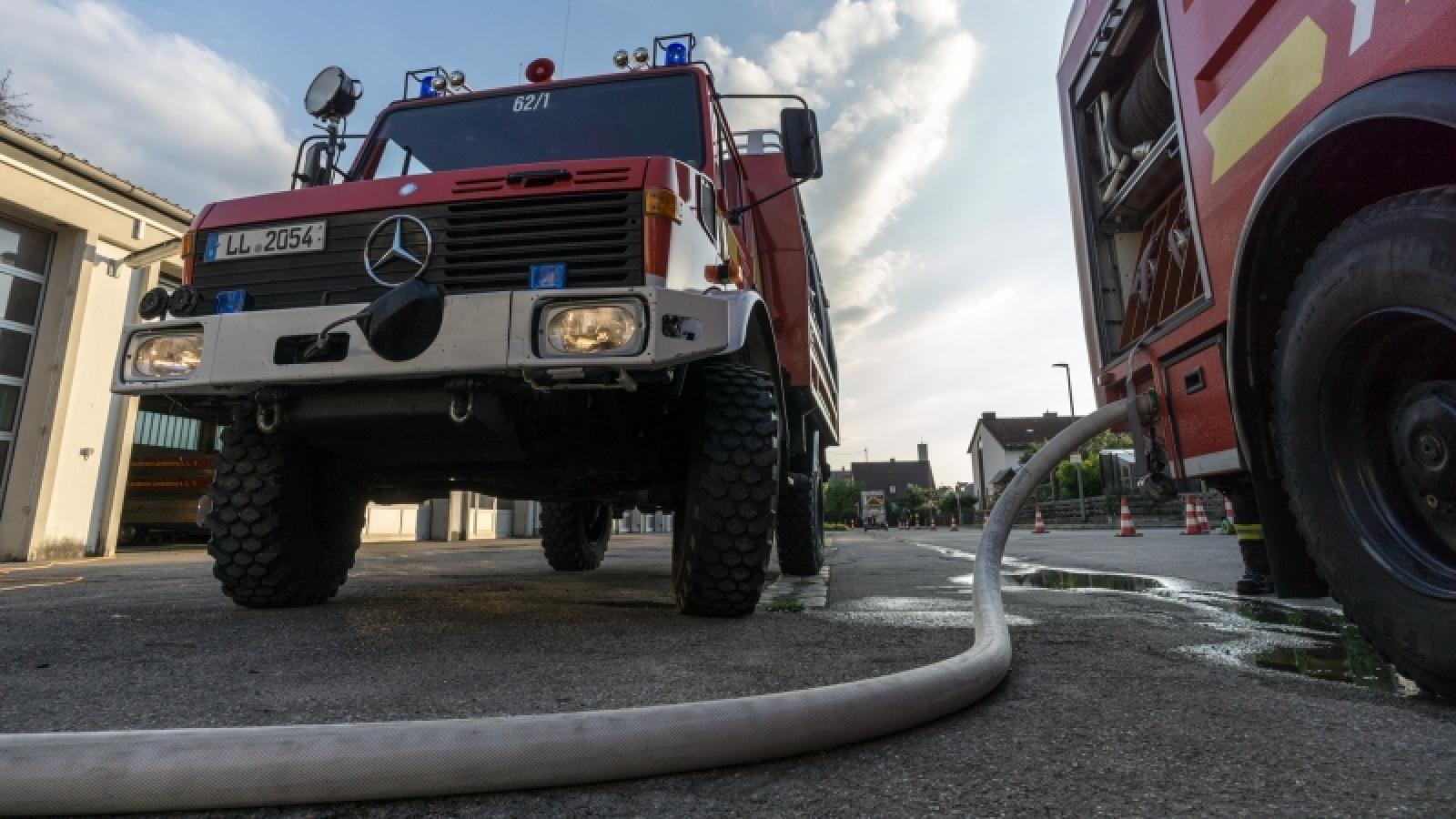 Rüstwagen RW1 | 62/1